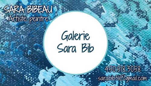 Galerie Sara bib